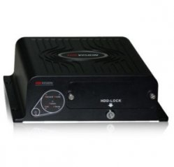 DVR Mobile 8 ch aviation 2 sata HIKVISION DS-8108HMI-ST