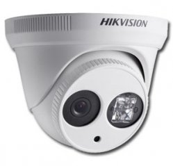 "Telecamera MiniDome IP Onvif EXIR 1/3"" Progressive Scan CMOS 1.3 MP HIKVISION DS-2CD2312-I"
