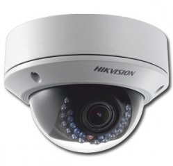 "Telecamera MiniDome IP Onvif 1/3"" Progressive Scan CMOS 1.3 MP HIKVISION DS-2CD2712F-I"
