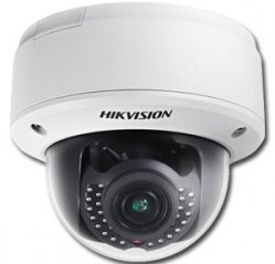 "Telecamera MiniDome IP Onvif 1/3"" Progressive Scan CMOS 1.3MP WDR 120dB HIKVISION DS-2CD4112FWD-IZ"