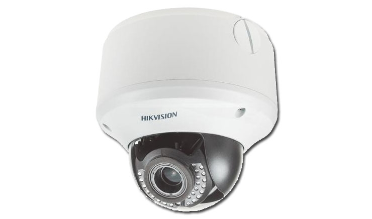 "Telecamera MiniDome IP Onvif 1/3"" Progressive Scan CMOS 3MP WDR 120dB HIKVISION DS-2CD4332FWD-IZS"