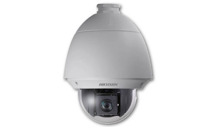 """Telecamera Speed Dome 1/3"""" Sony CCD WDR Digitale HIKVISION DS-2AF4262-A"""