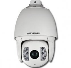 """Telecamera Speed Dome 1/3"""" Sony EXView HAD II CCD WDR Digitale HIKVISION DS-2AF7264-A"""
