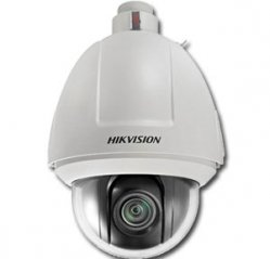 "Telecamera Speed Dome IP Onvif 1,3MP 1/3"" Sony Progressive Scan CMOS HIKVISION DS-2DF5274-A"