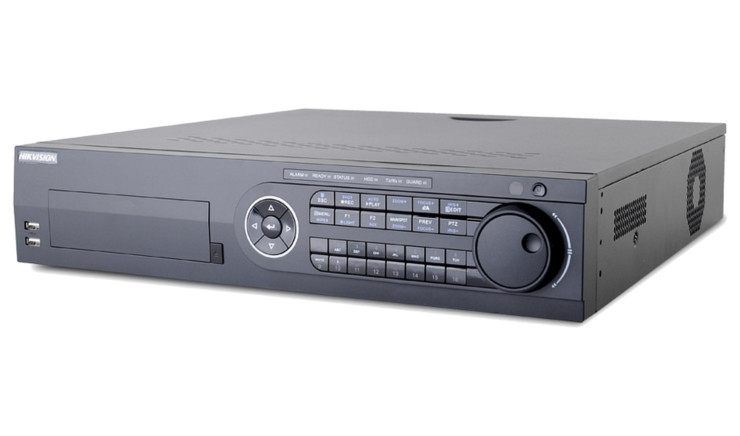 Dvr 8 ch analogici 2 ch IP TurboHD Onvif Real Time 1080P HIKVISION DS-8108HQHI-SH