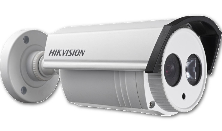 "Telecamera bullet analogica TurboHD 720P 1/3"" Progressive Scan CMOS 3.6mm Exir HIKVISION DS-2CE16C2T-IT3"