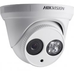 "Telecamera MIni Dome analogica TurboHD 720P Exir 1/3"" Progressive Scan CMOS HIKVISION DS-2CE56C2T-IT3"