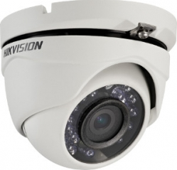 "Telecamera MIni Dome analogica TurboHD 1080P 1/3"" Progressive Scan CMOS HIKVISION DS-2CE56D5T-IRM"