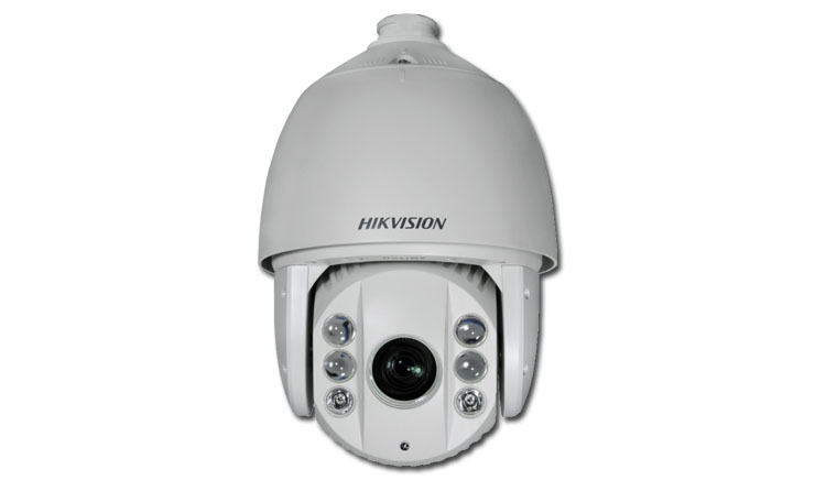 "Telecamera Speed Dome TurboHD 720P1/3"" CMOS 4-92 mm, 23x/16x HIKVISION DS-2AE7123TI-A"