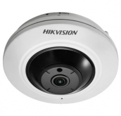 Telecamera IP Compatta 1/3 Progressive Scan CMOS Onvif Cloud Fisheye 4MP HIKVISION DS-2CD2942F-I