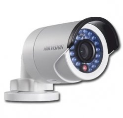 Telecamera Bullet IP Onvif 1/3 Progressive Scan CMOS Onvif Cloud Wifi 1.3MP HIKVISION DS-2CD2012F-IW