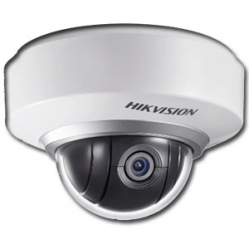 "Telecamera IP PTZ Mini Dome Onvif Wifi 1/3"" Progressive Scan CMOS 2 MP HIKVISION DS-2DE2202-DE3/W"