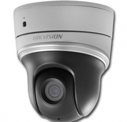 "Telecamera IP PTZ Mini Dome Onvif Wifi 1/3"" Progressive Scan CMOS 2 MP HIKVISION DS-2DE2202I-DE3/W"
