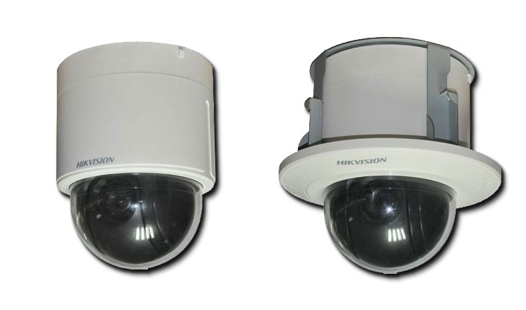 "Telecamera Speed Dome IP Onvif 1,3MP 1/3"" Sony Progressive Scan CMOS HIKVISION DS-2DF5274-AE3"