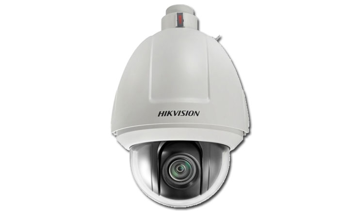 "Telecamera Speed Dome IP Onvif 1,3MP 1/3"" Sony Progressive Scan CMOS HIKVISION DS-2DF5276-AEL"