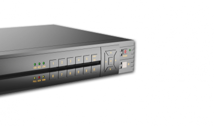Nvr 4 canali video IP 1080p VSE-XNVP04POE